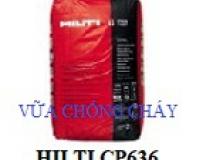Vữa chống cháy Hilti CP636